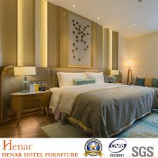 100 Modern Luxury Bedroom Hot Item 2019 Bespkoe Hotel FurnitureHenar Manufacturer