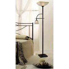 Chrome Overhanging Floor Lamp by Decoration Tall Arc Floor Lamp Modern Standing Light Corner