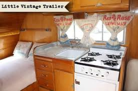 Q A Should I Paint The Interior Of My Vintage Trailer