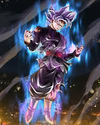 Goku Black Ul Mastered Hope You Liked