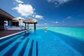 100 Maldives Infinity Pool Velassaru Resort Island Voyage