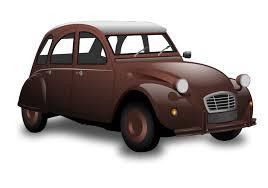 Free Brown Classic Car Clip Art 08t8eb Clipart