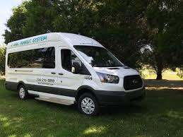 100 Royal Express Trucking Rowan Transit System Rowan County