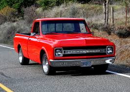 1970 CHEVY SHORT WIDE BED PICKUP CUSTOM PAINT WHEELS 283 4BBL A/T P ...