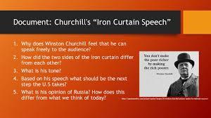 Winston Churchill Delivers Iron Curtain Speech Definition by Winston Churchill Delivers Iron Curtain Speech Definition 100
