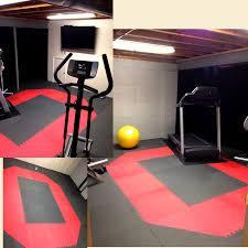 Basement Floor Tiles Interlocking What Is The Best Flooring For Bat