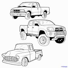 100 Lifted Chevy Truck Drawing At GetDrawingscom Free For Personal Use