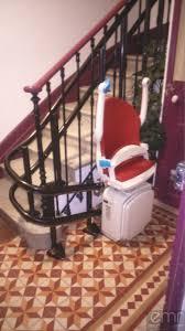 installation d un monte escaliers chez un particulier à beausoleil