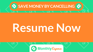Save Money By Cancelling Resume Now – Monthly Expense Resume Style 6 Pimp My Now 2019 Free Templates You Can Download Quickly Novorsum Billing Top 8 Codinator Samples Uerstand The Background Realty Executives Mi Invoice And Best Builder Online Create A Perfect In 5 Mins 97 Ax Cancel Special 2 Adding A New Best Project Manager Resume Example Guide Housekeeping Cover Letter Sample Genius Entrylevel Call Center Agent Resumenow Civil Eeering Internship For And Sephora Beautiful Hanoirelaxcom Employee Recognition Award