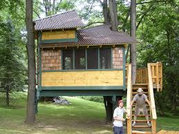 Custom Design Backyard Treehouse - Stauffer Woodworking This Is A Tree House Base That Doesnt Yet Have Supports Built In Tree House Plans For Kids Lovely Backyard Design Awesome 3d Model Cool Treehouse Designs We Wish Had In Our Photos Best 25 Simple Ideas On Pinterest Diy Build Beautiful Playhouse Hgtv Garden With Backyards Terrific Small Townhouse Ideas Treehouse Labels Projects Decor Home What You Make It 10 Diy Outdoor Playsets Tag Tibby Articles