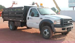 2006 Ford F450 XL Super Duty Stake Bed Truck   Item H3503   ... 2005 Ford F750 16 Stake Bed Truck For Sale 52343 Miles 1989 F600 Sa 14 2016 New Isuzu Npr At Industrial Power 2017 Hd 21ft Liftgate Available 20 24 Stakebed Trucks With A Yelp 2018 Hino 195 1999 F450 Flatbed 12 Ft Large Holds Three Passengers And Tons Of Cargo In