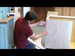 Blind Corner Base Cabinet For Sink by Base Blind Corner Cabinet Assembly Youtube