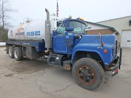 100 Sewer Truck 1988 Mack RD688SX Septic For Sale 320325 Miles