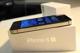 Apple iPhone 4S 16GB Nice Used Black AT&T