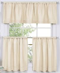 Bed Bath And Beyond Sheer Kitchen Curtains by Cafe Curtains For Bedroom Cafe Curtain Panels Interior Design