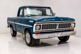 100 F100 Ford Truck 70 FORD BOSS TRUCK THERAPY Car Guy Chronicles
