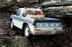 100 Rc Ford Truck Awesome Bumpside F100 RC 44