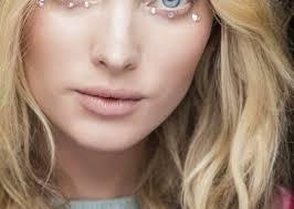make up o glitterato per la primavera estate 2018