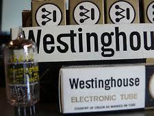 Lot Of 3 Westinghouse 12AV7
