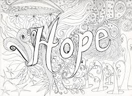Hard Flower Coloring Pages Free Large Images Book