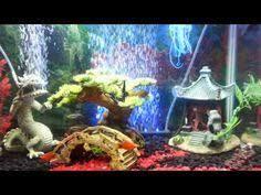 Star Wars Themed Aquarium Safe Decorations by Diy Painted Aquarium Decor Things Do Do Someday Pinterest