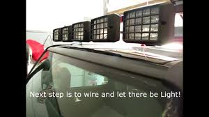 How To Build Roof Bar For OFF ROAD Lights (on Request) - 4x4 Offroad ... Poppap 300w Light Bar For Cars Trucks Boat Jeep Off Road Lights Automotive Lighting Headlights Tail Leds Bulbs Caridcom Lll203flush 3 Inch Flush Mount 20 Watt Lifetime 4pcs Led Pods Flood 5 24w 2400lm Fog Work 4x 27w Cree For Truck Offroad Tractor Wiring In Dodge Diesel Resource Forums Best Wrangler All Your Outdoor 145 55w 5400 Lumens Super Bright Nilight 2pcs 18w Led Yitamotor 42 400w Curved Spot Combo Offroad Ford Ranger