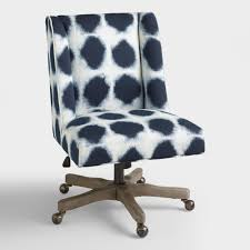 Acrylic Desk Chair With Cushion by Home Office Chairs U0026 Swivel Stools World Market