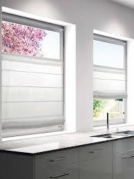 faltrollo mood weiß 60x130cm bh 60x130 cm küchenfenster