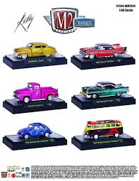 100 Kelly Car And Truck Amazoncom M2 Machines AutoDreams Tom Collection Series 2