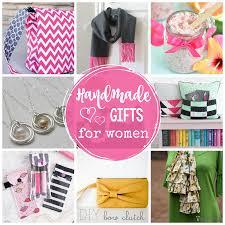 25 Great Handmade Gifts For Women Crazy Little Projects