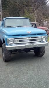 1961 Ford F100 Unibody 4x4 - Classic Ford F-100 1961 For Sale