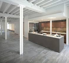 olde barn wood porcelaintile contemporary kitchen detroit