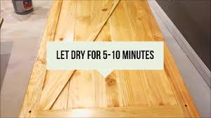 Staining And Finishing A Solid Core Pine Barn Door - YouTube Bifold Barn Door Hdware Sliding For Your Doors Asusparapc Town Country Unassembled Kit Kh Series Bottomx In Full Size Beetle Kill Pine The Pink Moose Idolza 101 Best Images On Pinterest Children Doors And Reclaimed Oak Pabst Blue Ribbon Factory Floor Bypass Features Post Beam Carriage Barns Yard Great Shop Reliabilt Solid Core Soft Close Interior With Dallas Tx Installation Rustic Z Wood Knotty Intertional Company Steves Sons 24 X 84 Modern Lite Rain Glass Stained