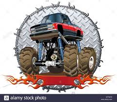 Vector Cartoon Monster Truck Stock Photos & Vector Cartoon Monster ... Monster Truck Stock Vector Illustration Of Illustration 32331392 Cartoon Truck Oneclick Repaint Stock Vector Art More 4x4 Isolated On White Background Photo Extreme Sports Royalty Free Image Off Road Car Looking Like Monster Cartoons Videos Search Result 168 Cliparts For Stunt Cartoon Big Trucks Off Road Images Clipart The Best Of Monster Trucks Cartoon Compilation Town 55253414