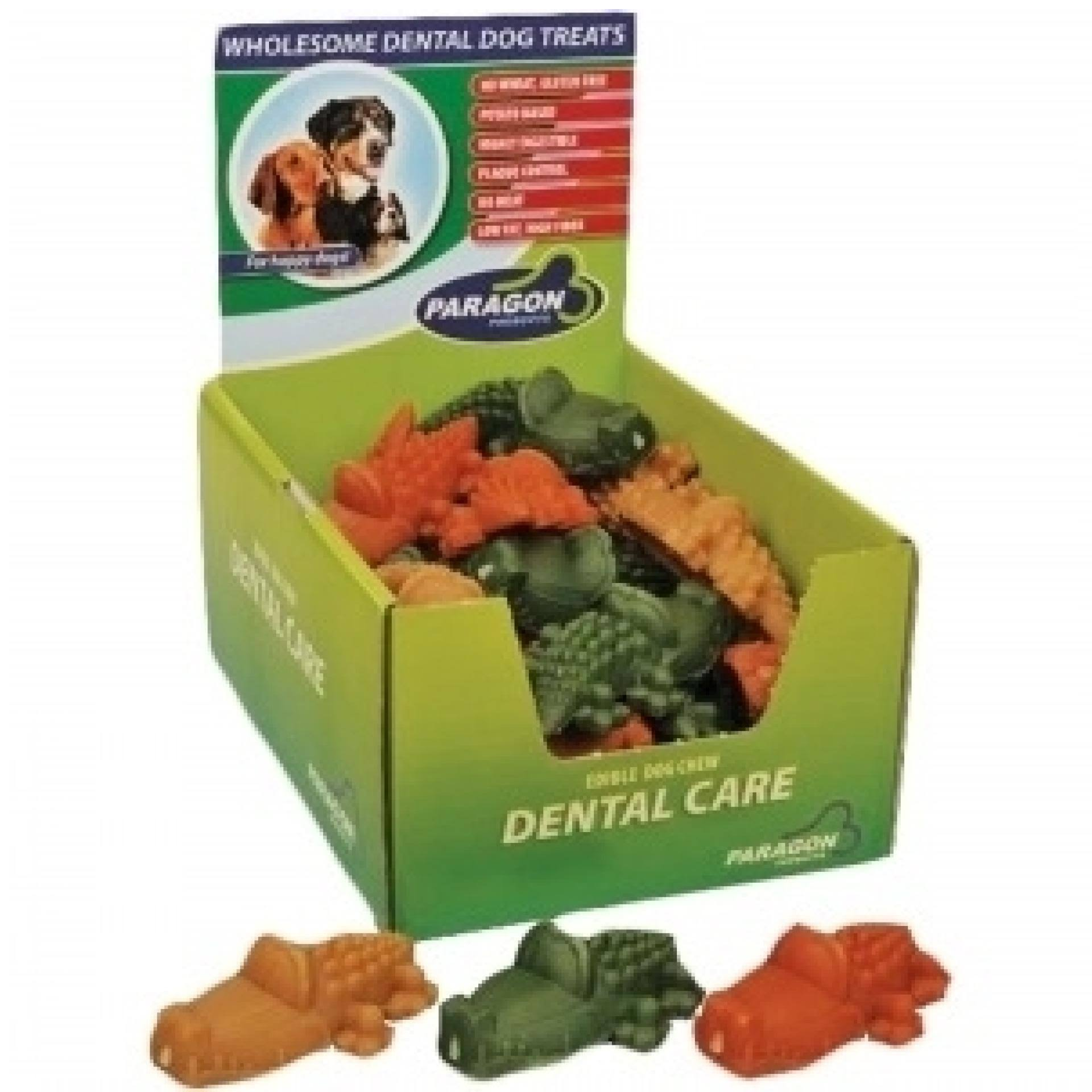 Whimzees Alligator Dental Dog Treats Large