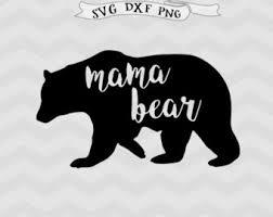 Bear Cub Clipart Momma
