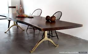 SENTIENT Live Edge Dining Table