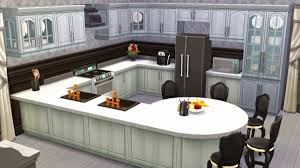 Sanjana Sims BlackWhite Kitchen