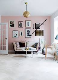 Colors For A Living Room by Best 25 Pink Accent Walls Ideas On Pinterest Red Brick Walls