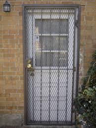 Adorable 30 Metal Security Door Design Decoration Security