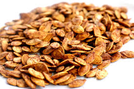 Roasted Unsalted Pumpkin Seeds Nutrition Facts by Roasted Shelled Pumpkin Seeds Nutrition