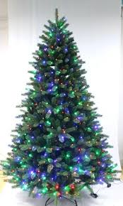 12 Ft Christmas Tree The Ultra Fir Lit With Warm White Multicoloured Colour Change