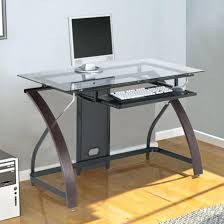 Officemax White Corner Desk by Articles With Officemax Black Glass Corner Desk Tag Glass Corner