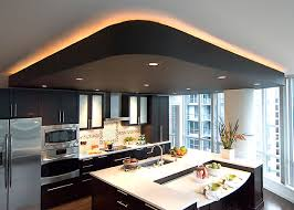 Astonishing Kitchen With Drop Ceiling RdcNY Lighting