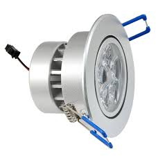lemonbest皰 dimmable 110v 5w led ceiling light downlight warm