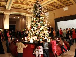 Tannenbaum Christmas Tree Train by The Most Unusual Christmas Trees Photos Condé Nast Traveler