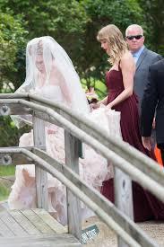 taylor swift u0027s best friend u0027s wedding see the photos of bridesmaid