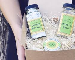 Organic Mothers Day Gift Set