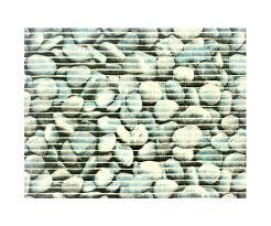 tapis d evier de cuisine tapis de protection evier multi usage pvc absorbant design galets