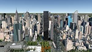 100 Trump World Tower Penthouse 845 United Nations Plaza Unit 77C 2 Bed Apt